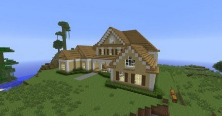 Постройки Minecraft