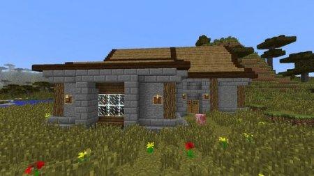 Строительство в Майнкрафте