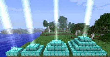 Виды маяков в Майнкрафт
