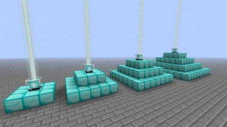 Как создать маяк в Майнкрафт
